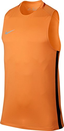 d1fae4387a Nike CR7 BRT SQD SL Camiseta Línea Cristiano Ronaldo, Hombre, (Tart/Metallic
