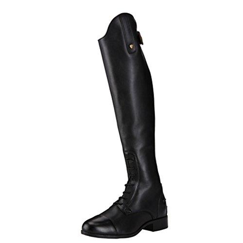 Ariat Reitstiefel Heritage Contour II Field Zip Black   Farbe: BLACK   Größe: 7,5 (41,5)   Schaftform: Tall-Full Ariat Tall Boots