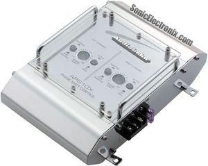 Audiobahn APS10X, 2 Kanal Phase Shift Controller mit Fernbedienung Audiobahn-subwoofer