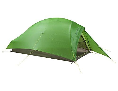VAUDE Hogan SUL 1-2P Tienda, Unisex adulto, Verde (Cress Green), Única