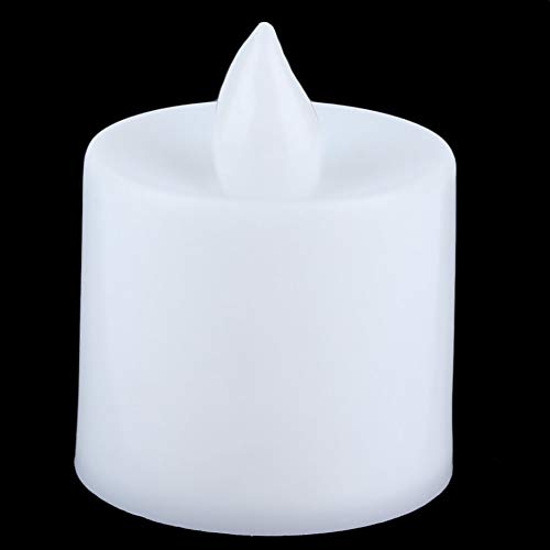 camillia-de Superior Romance LED Flash Flameless Candle Light Lamp for Birthday Dinner Spa Party Pub Room Decoration