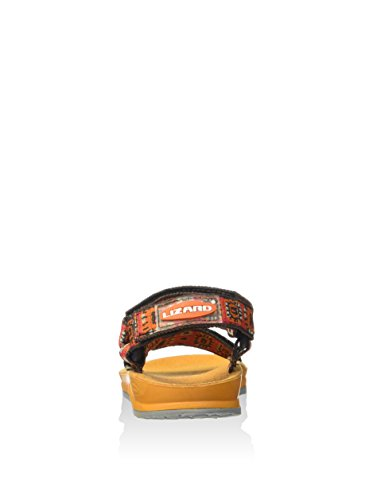 Lizard Raft Junior sponge orange
