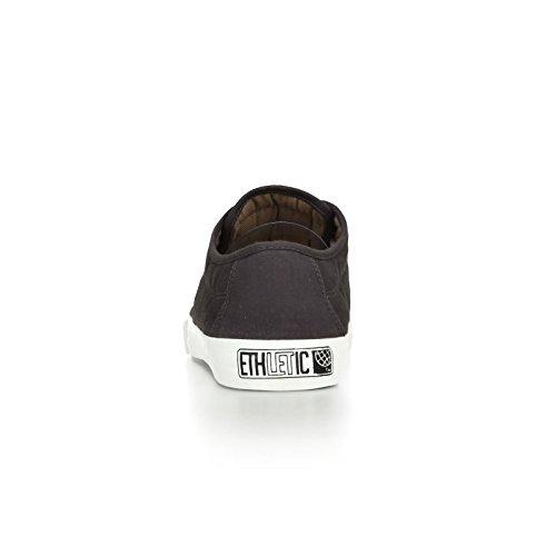 Ethletic Fair Skater urban style aus Bio-Baumwolle – pewter grey – fair & nachhaltige Sneaker - 4