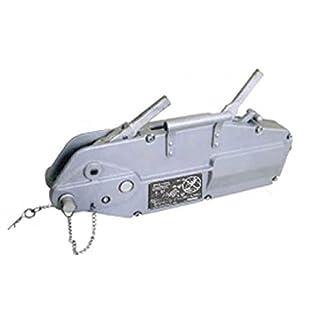 All Material Handling WD07 Walk-e-Dog Grip Hoist, 4000 lb