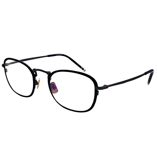 XYAS Titan mit TR Herren Business Brille superleicht daily Casual(1962, Schwarz)