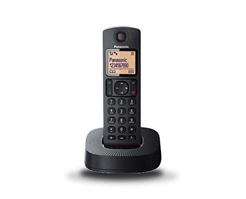 Panasonic KX-TGC310SPB - Teléfono fijo digital (inalámbrico), negro