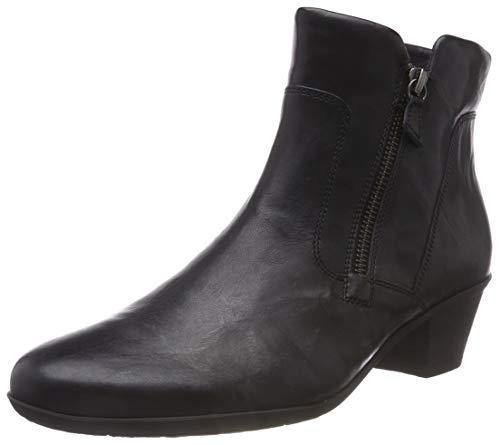 Gabor Shoes Damen Casual Stiefeletten, Blau (Ocean 56), 38 EU