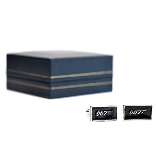 ispirato-a-james-bond-007-gemelli-da-uomo-con-scatola-in-velluto-blu