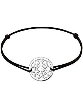 Elli Damen-Armband Ornament 925 Silber 17 cm - 0203250116_17