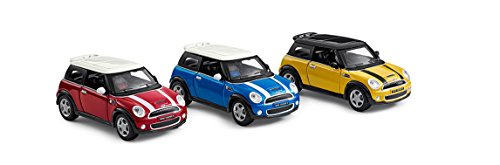 Original Mini Cooper S in miniatura 1: 36S Pull Back F56in miniatura