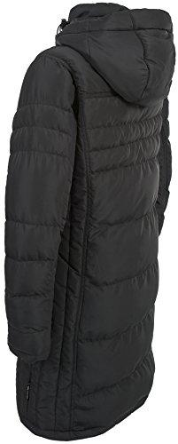 Trespass, giacca imbottita da donna Rusty Black