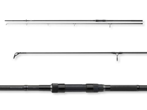 Daiwa Black Widow Carp 2tlg, 3,60m - günstige Karpfenrute Test