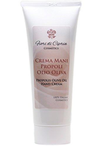 Crema Mani Propoli e Olio di Oliva - Emolliente e...