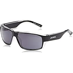 Alpina Sonnenbrille Casual A 61, black transparent, A8412431