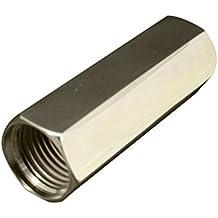 Impeccable Culinary Objects ICORP002 Siphon Chantilly Pièces de Rechange Porte Cartouche Aluminium Argenté 2 x 2 x 6 cm
