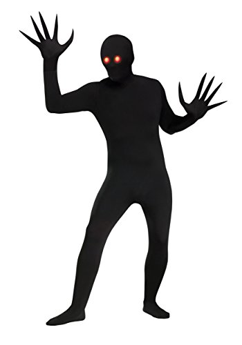 Fade Eye Shadow Demon Adult Fancy dress costume ()