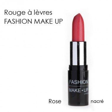 Fashion Make-Up FMU1200104 Rouge à Lèvres N°4 Rose Nacré