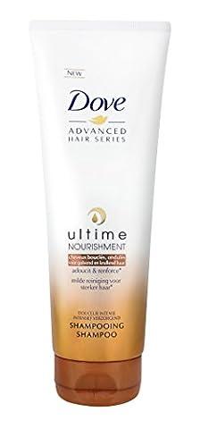 DOVE Advanced Hair Séries Shampooing Ultime Nourishment 250 ml - Lot de 3