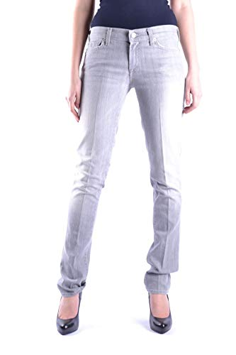 7 For All Mankind Luxury Fashion Damen MCBI13115 Grau Jeans | Jahreszeit Outlet
