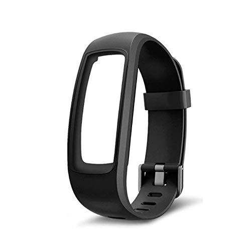 Elviray 107plus HR Uhrenarmband Silikonarmband Smart Band Zubehör Armband Fitnessarmband Buntes Armband