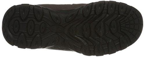 KangaROOS K-Outdoor 8090, Scarpe da Arrampicata Donna Braun (Dk Brown/Smaragd)
