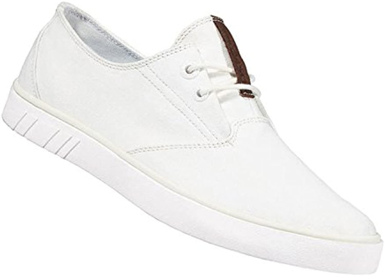 Boras Avio Herren Damen Schuhe Sneaker Freizeitschuhe weiß white Gr. 38