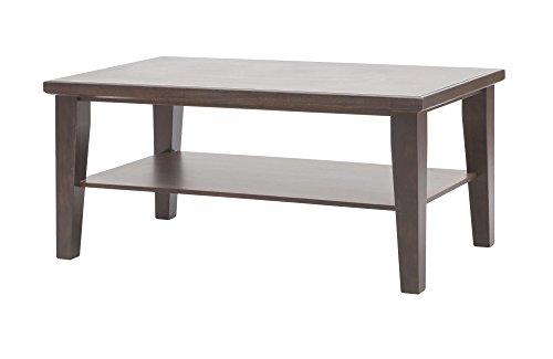 Legno&Design Table de Salon Caffe 'Bois Massif. Classique et Moderne