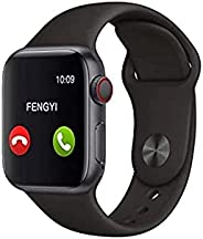 Smart Watch (Receive/Make Call)1.75 '' Full Touch Screen Fitness Tracker with IP68 Waterproof Bluetoot