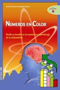 Números en Color Acción y reacción en la enseñanza-aprendizaje de la matemática (Ciudad de las Ciencias)