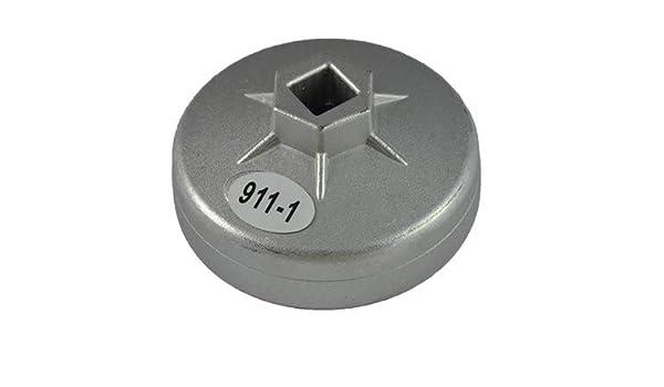 JBM 12061/ /Sechskant lang Schlag Stecknuss 1//2 10/mm