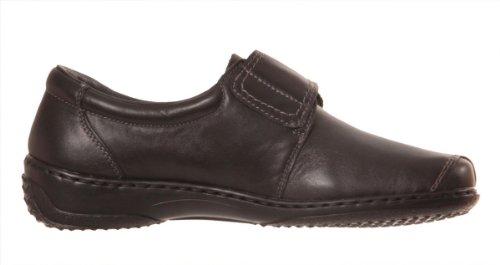 Rieker, Pantofole donna Nero (nero)