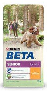 BETA Senior with Chicken