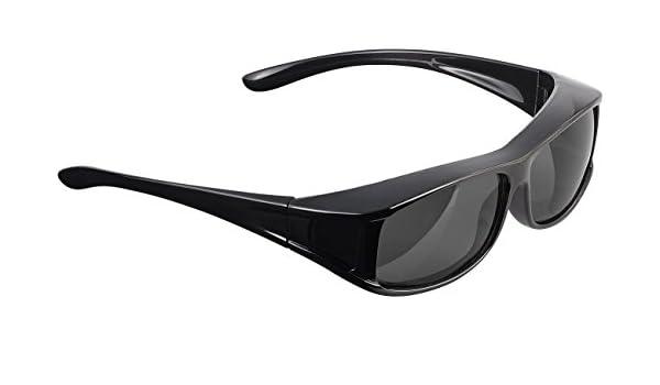 Pearl Surlunettes de soleil polarisantes à contraste accentué et protection UV 380
