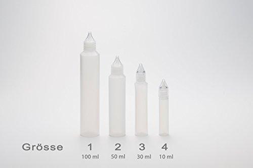 10x Diy Leer : Unicorn flasche ml nadelflasche liquidflasche für e liquid