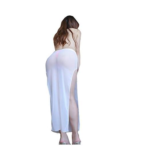 HNJZX-Donne-Sexy-Lingerie-Tentazione-Trasparente-da-Bagno-Abito-da-Spiaggia-Bikini-Cosplay-tentazione-Pajamas