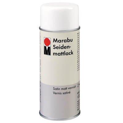 Farbloses Seidenmatt-Spray Marabu 400ml [Spielzeug]