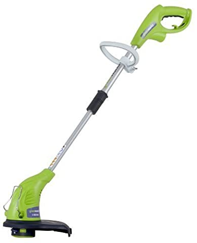 GreenWorks 21212 4Amp 13-Inch Corded String Trimmer by Greenworks