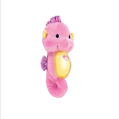 POWER Bable Baby Geschenk, Baby Spielzeug Schlafhilfe Nachtlicht Beruhigende Sound-Maschine, Einschlafhilfe Babys,Pink