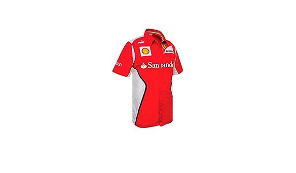 OCC sportwear Polo /Équipe F1 2012 Replica Ferrari Scuderia XXL