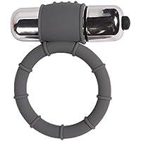 Productos de adultos by BaZhaHei, Bloqueo de retardo anillo de vibración fina (frecuencia única) los juguetes sexuales masculinos que vibran mejoradores del anillo del pene retrasan la sola frecuencia