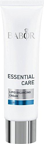 BABOR ESSENTIAL CARE Lipid Blancing Creme, reichhaltige Gesichtspflegecreme für trockene Haut, mit...