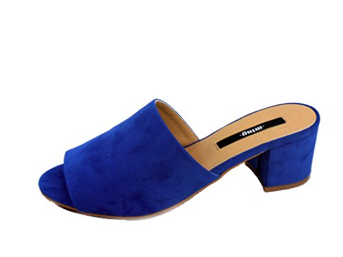 Mtng Donna Mustang 58400ng sandali Blu scuro