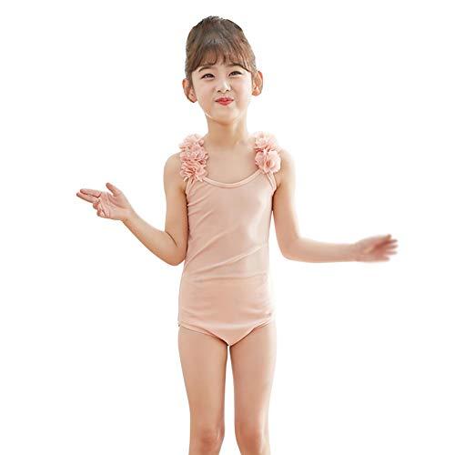 Alt Jahre 2 Kostüm Schwimmen - Mädchen Kind Schwimmen Kostüme Blütenblatt Rückenfrei Princess Baby Beachwear für 1-6 Jahre alt