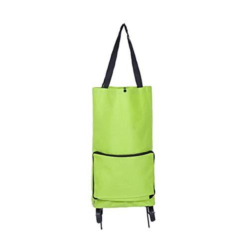 8263229cd6d1 ningbao771 Multifunctional Waterproof Oxford Cloth Foldable Supermarker  Shopping Trolley Wheel Bag Traval Cart Luggage Bag