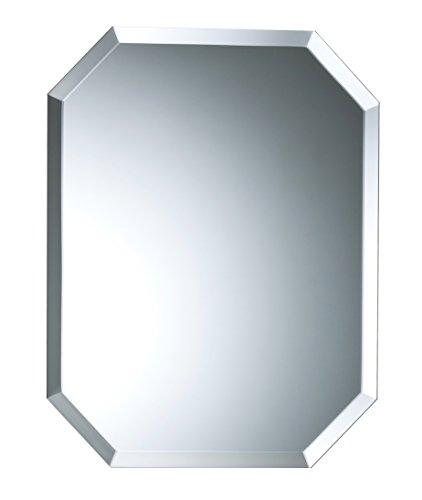 Precioso espejo octogonal de baño