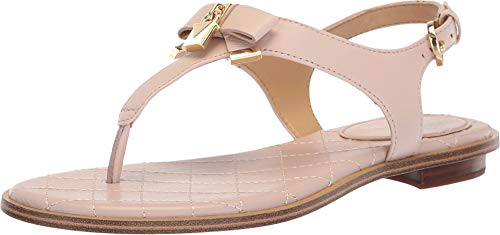 Michael Kors Schuhe Frau Tangasandalen 40S8ALFA1L Alice Thong ROSA Größe 38.5 Pink
