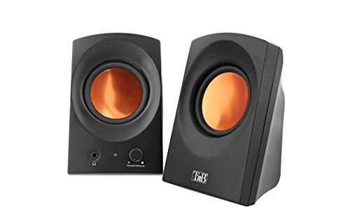 T'NB HPARK20BZ Ark Series 2.0 Lautsprecher für PC und Apple Mac Bronze