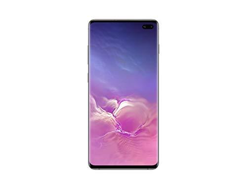 Samsung Galaxy S10 Plus Dual SIM 128GB 8GB RAM SM-G975F/DS Prism Schwarz SIM Free (Samsung Dual-sim-handys)