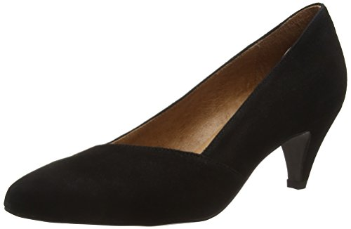 Mentor Mentor Pump Damen Pumps Schwarz (Black)