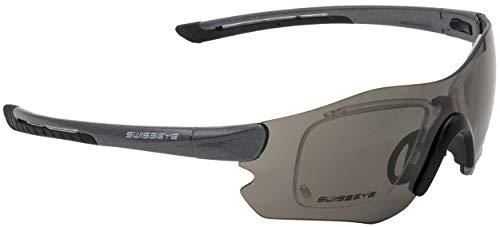 Swisseye Sportbrille Speedster RX Anthracite Matt/Black 12372RX